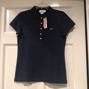 Vineyard Vines Shoreline Short Sleeve Polo NWT
